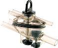 Milking Machine – Milking Systems - Milking Equipment - 2039049 -ITP203 CLAW SIM - WITH VALVE PSU - Sheep & Goats - Claws