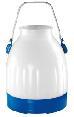 Milking Machine – Milking Systems - Milking Equipment - 2619001 -ECOBUCKET  30L H145 BLUE - Pipeline & Portable Machines - Buckets