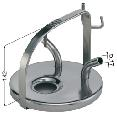 Milking Machine – Milking Systems - Milking Equipment - 4008011 -S/S LID D.17 STD SUIT. FOR S&G - Pipeline & Portable Machines - Lids
