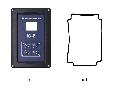 Milking Machine – Milking Systems - Milking Equipment - 5650053 -Kit Cover and push-button for I-OB panel - Automation - iMilk600